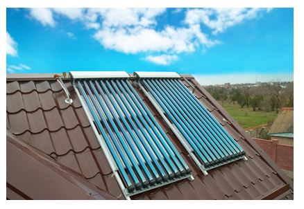 Great Solar Water Heating