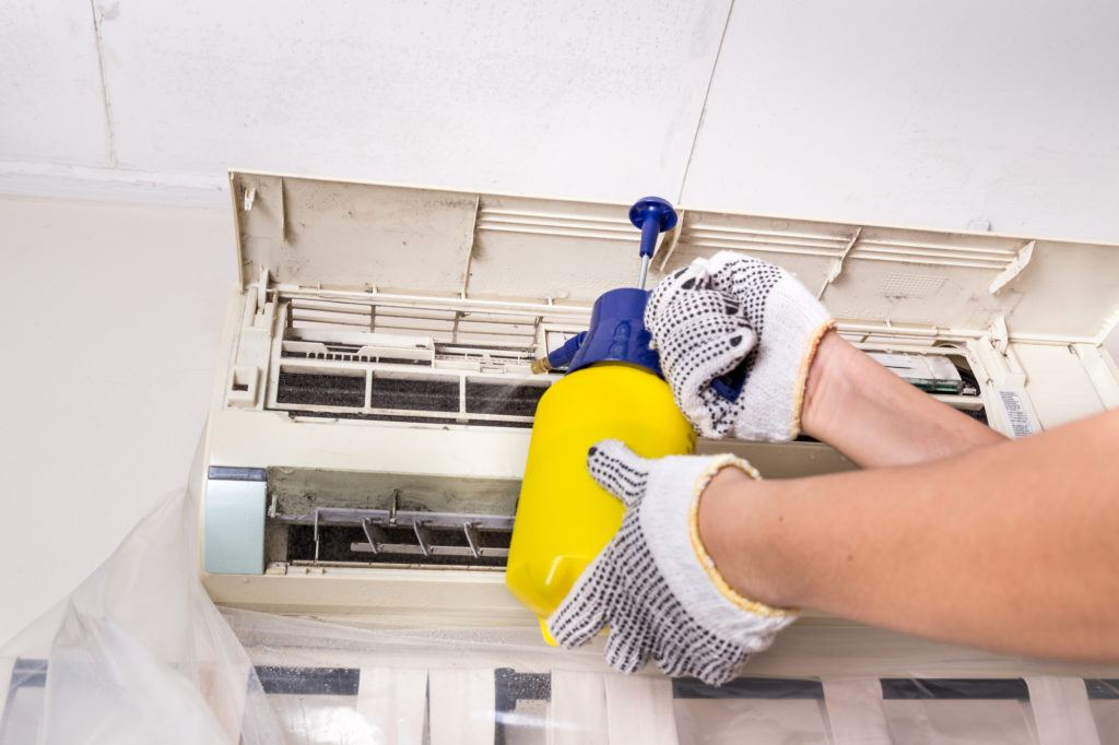 AC System Unclog Services