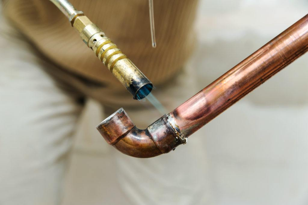 Copper Repiping Professional